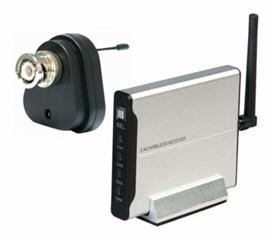 2.4GHz Wireless Transmitter Receiver Kit