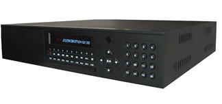 4 Channel H.264 DVR with Dual IDE Interface