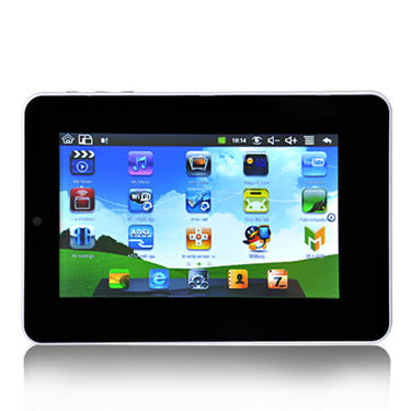7 Inch Touch Screen Android Tablet with WiFi and Camera