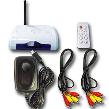 Wireless Switching Recevier with Remote Control
