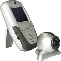 Wireless Baby Monitor Kit - 4