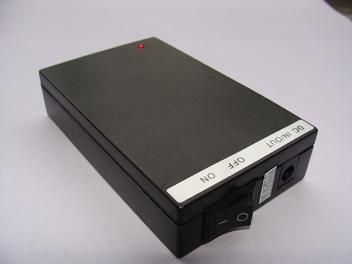 DC 12V high capacity rechargeable lithium battery