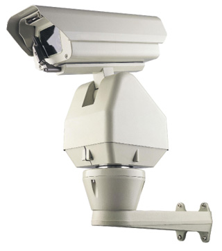High Speed True Day / Night PTZ Camera Wiper 27x Optical Zoom