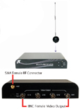 4 Channel 2.4GHz Wireless Multi Receiver