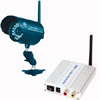 Fully Weatherproof Wireless CCD Camera Kit