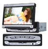 Car DVD Player TV FM Tuner motorized retracting screen