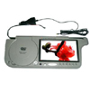 7-inch Sun Visor, DVD Player Widescreen 16:9 TFT LCD