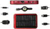 Portable Solar Panel Mobile phone / MP3 Player Charger - Pack of 5