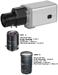 X-ray CCD Camera with Vari-Focal Lens