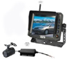 Fully Wireless Vehicle Camera Kit with 5-inch LCD Screen