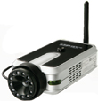 Wireless G IP Camera Night Vision bi-directional Audio
