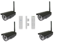 Outdoor Wireless IP Camera Kit with Access Point