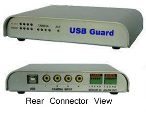 4 Channel 50fps USB DVR
