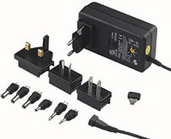 Universal Plug-In Power Adapter