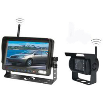 Wireless Vehicle Camera Kit 7-inch LCD Screen