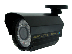 1/3 inch SONY SUPER HAD Colour CCD 540 TV Lines Motion Detection