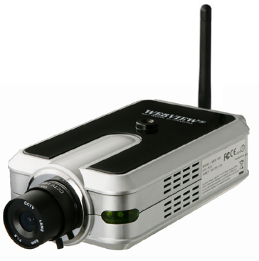2 Mega Pixel Wireless IP Camera with Audio