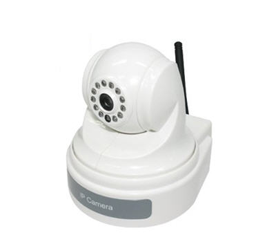 Indoor Wireless G 3g enabled IP Camera with Audio