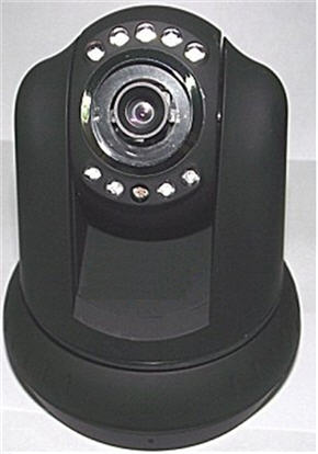 3G Wireless IP Camera with Lithium Battery