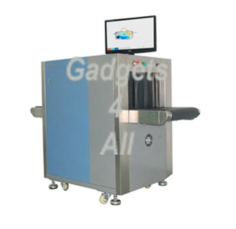 X-ray Baggage and Package Scanner with LCD Monitor - Click Image to Close